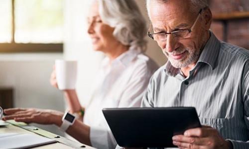 Solutions de retraite collectives: Dépliant pour le REER collectif Étape vers l'avenirMC